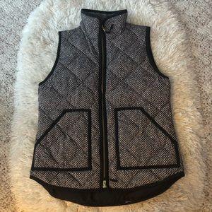 J-crew vest